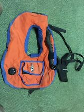 High Visibility Personal Flotation Device Buoyancy Compensator Scuba or Snorkel