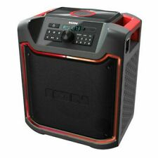 ION Pathfinder 4 Bluetooth Portable Speaker with Wireless Qi Charging