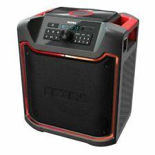 ION Pathfinder 4 Wireless Qi Charging - Portable Bluetooth Speaker IPX5 LED 120W