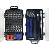 115 in 1 Magnetic Precision Screwdriver Set Computer WATCH Repair Tool Phon W9J1