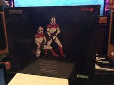 Kotobukiya Star Wars Artfx 1:10 Shock Trooper Twin Pack Edizione Limitata