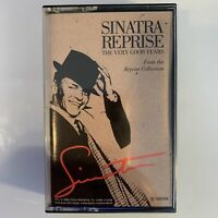 Frank Sinatra The Very Good Years (Cassette) Record Club Version
