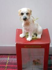 Collectors Series Limited Edition Mixed Breed Dog Ornament Last One