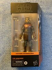 NEW 2020 HASBRO STAR WARS BLACK SERIES THE MANDALORIAN ARMORER
