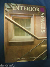 Interior Spaces of Europe Vol. 2 : A Pictorial Review by... Hardcover book