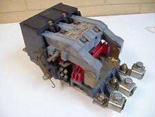 WESTINGHOUSE GCA-530 AC CONTACTOR STARTER SIZE 5 - USED - FREE SHIPPING