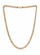 "Classy Dubai Men's Link Chain Necklace In Solid Hallmark 22Karat Yellow Gold 20"""