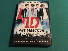 One Direction: All the Way to the Top (DVD, 2013) BRAND NEW