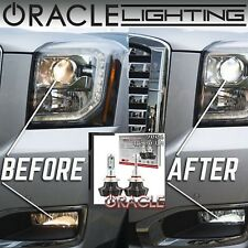 ORACLE 9006 HB4 LED Headlight Bulbs (Pair) - 4,000 Lumen - White 6000k