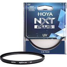 Hoya 72mm NXT Plus UV HMC 10-Layer Multi-Coated Slim Frame Glass Filter