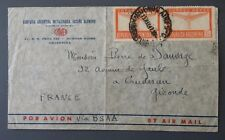 ARGENTINE, Enveloppe 1947