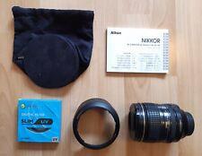 Nikon NIKKOR 24-120 mm f/4.0 ED VR AF-S SWM obiettivo (jaa811da)