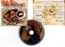 """SKA P """"Que Corra La Voz"""" (CD) 2002"""