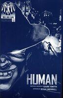Human #1 Comic Book 2013 - Human Comics