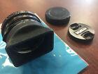 Voigtlander Nokton 35mm f/1.4 MF Lens