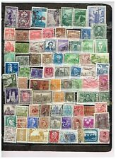 (11-260) 160 International Assorted cancelled Postage sTamps