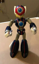 Mega Man Figure Capcom Jazwares 2004 Action Anime Video Game