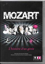 DVD ZONE 2--COMEDIE MUSICALE--MOZART - L'OPERA ROCK--OLIVIER DAHAN