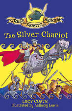The Silver Chariot by Lucy Coats (Paperback, 2010) New Book