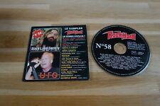 BLACK LABEL SOCIETY - UFO - CRADLE OF FILTH - TRIVIUM - VADER - CD ROCK HARD 58