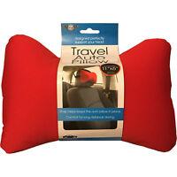 Car Headrest Head Neck Seat Cushion Auto Travel Pillow Foam Support Soft Rest