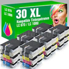 30 Druckerpatronen für Brother LC1000 MFC 240 C