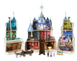 ****BRAND NEW**** Disney Store Arendelle Castle Playset Frozen 2
