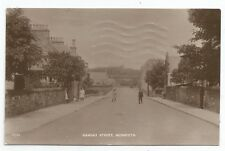 POSTCARDS-SCOTLAND-DUNDEE-MONIFIETH-RP. Ramsay Street