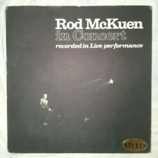 New listing Rod McKuen in Concert - Limited Edition, Numbered - Stereo - Vinyl Record LP