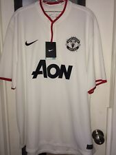 Nike MANCHESTER UNITED 2012 2014 FOOTBALL AWAY JERSEY NIKE SIZE XXL