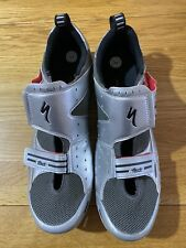 Specialized Trivent Carbon Triathlon Cycling shoes size 46