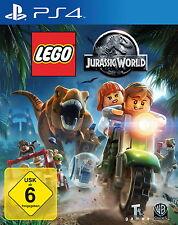 LEGO Jurassic World (Sony PlayStation 4, 2015)