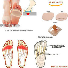 PEDIMEND™ Gel Forefoot Cushions (3PAIR) - Prevent Aches- Shock Absorber - UNISEX