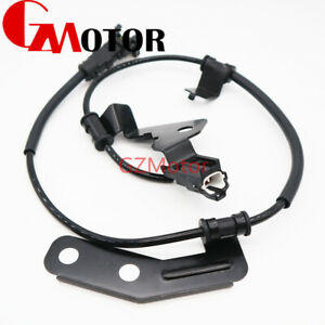 91920-2W100 919202W100 ABS Sensor REAR RIGHT For Hyundai Santa Fe Sorento FWD