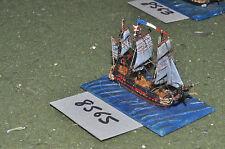 6mm napoleónicas/Generic-se envía 36 barcos pistola (8565)