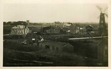 RB435 Early RP POSTCARD Village & Windmill, Trusthorpe, Mablethorpe nr Skegness