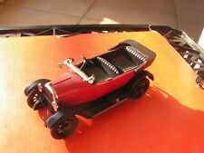 voiture  fiat model 501  by rio     1/43  (1911)