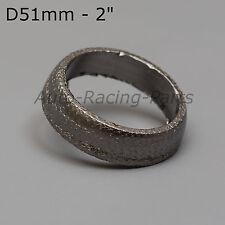 """DONUT GASKET HEADER 2"""" collecteur D51mm HONDA CIVIC crx DEL SOL integra 88-05"""