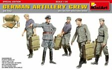 Miniart 1/35 German Artillery Crew - Special Edition # 35192