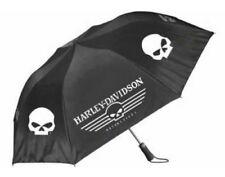 """HD Harley-Davidson Regenschirm """"Skull Linear"""" UMB119988"""