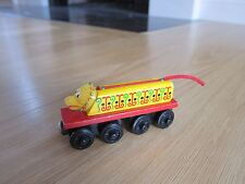 1994 CHINESE DRAGON / FIRST edition! / Vintage rare Wooden Thomas train
