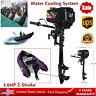 2 Stroke 3.6HP Hangkai Outboard Motor Water Cooled Fishing Boat Petrol Engine