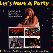 Let's Have A Party (1992,. AP. da Thomas aprogrammi) Mungo Jerry, e [CD DOPPIO]