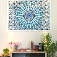 Tapestry Wall Indian Hanging Boho Poster Mandala Home Cotton Printed Wall Decor