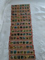 Vintage 1960's Kenner's Give A Show Projector Slides Lot of 15, 1-16 without 9