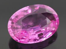 NATURAL MINE - OVAL PINK SAPPHIRE 1.12 CT.