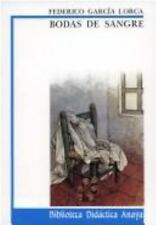 BODAS DE SANGRE / BLOOD WEDDING - NEW PAPERBACK BOOK