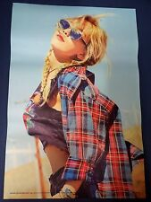 Teayeon Girls Generation (SNSD) - Why (Ver.B)  OFFICIAL POSTER*HARD TUBE CASE*
