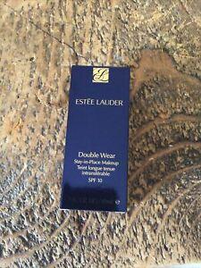 Estee Lauder double wear foundation. 1C0.Shell . Bnib . Rrp £35.