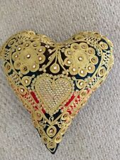 Vintage Unique decorative pillow cover sets velvet hand made set of two